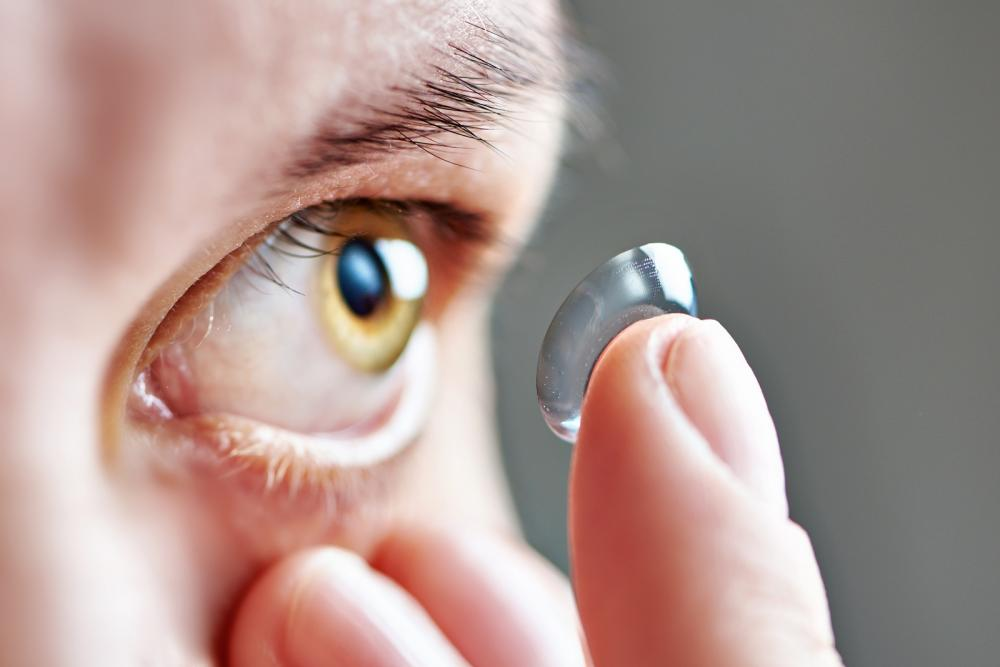 Hydrogel Contact Lenses